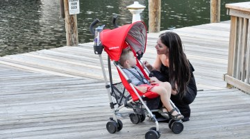 Traveling with Kids Tips and Must Haves for Getting Around with a Toddler UPPAbaby stroller frostedevents.com @frostedevents