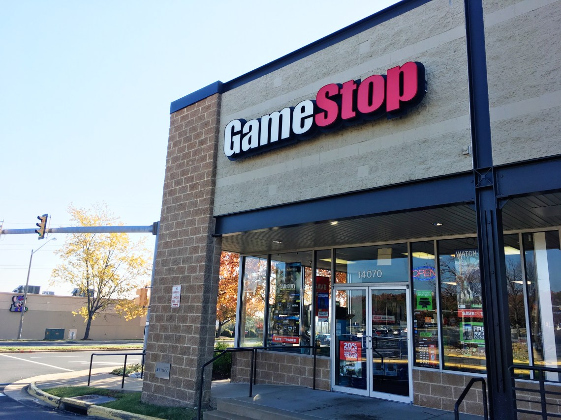 Gamestop Stock - Pokemon Moon and Pokemon Sun Games at GameStop