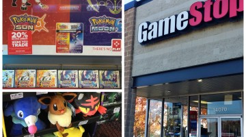 Pokemon Moon and Pokemon Sun Games at GameStop