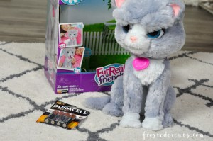 """Hot Christmas Toys 2016 FurReal Friends from Hasbro Torch and Bootsie Don't Forget the Batteries Duracell and Toys""""R""""Us Christmas Shopping"""