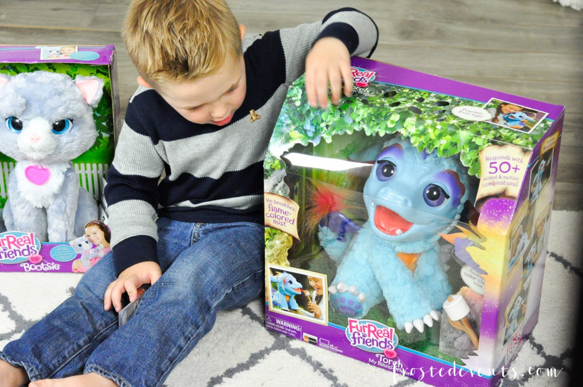 hot christmas toys 2016 furreal friends from hasbro torch and bootsie dont forget the