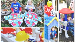 Paw Patrol Party Ideas Paw Patrol Birthday Party Inspiration via Frosted Events Misty Nelson mom blogger