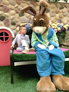 Fair Oaks Mall Easter Bunny and Family Friendly Adventures in Bunnyville Experience Fairfax Va Northern Virginia things to do via Misty Nelson frostedMOMS.com @frostedevents