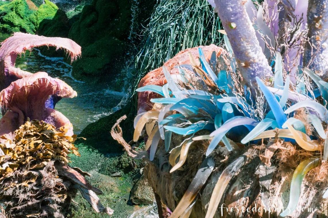 Pandora Animal Kingdom Disney World Resorts Disney Theme Parks Magic Kingdom Planning Disney Vacation Family Travel Guide via Misty Nelson of @frostedevents and funfamilytravelblog