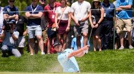 Things to Do in DC Quicken Loans National John Rahm Professional Golf Tournament benefitting the Tiger Woods Foundation TPC Course Potomac MD family fun event