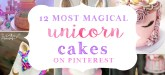 Unicorn Cakes - Unicorn Birthday Party Ideas, cake by thesugarbot