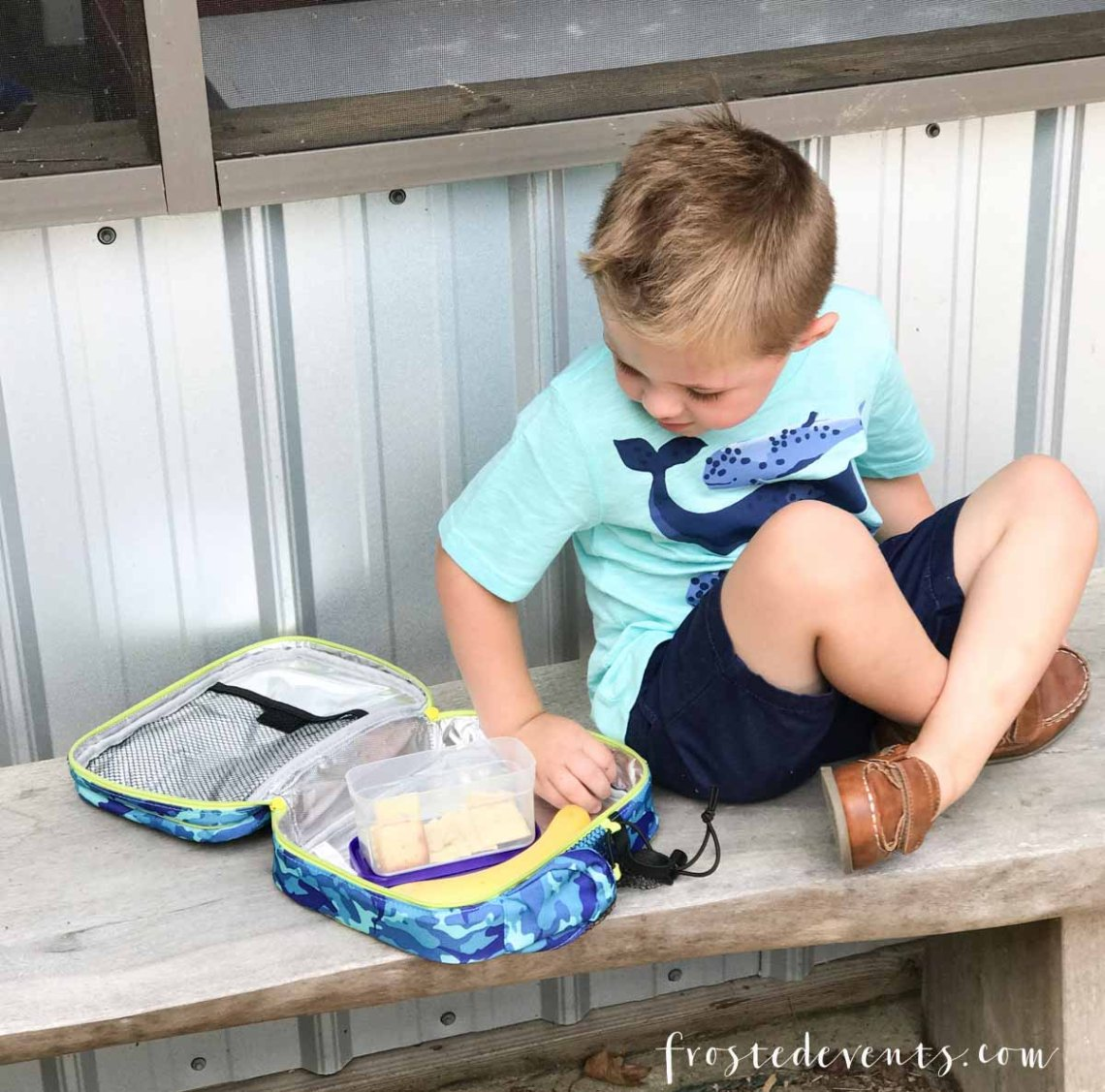 Back to School Clothes Shopping Guide -- Mom Blogger Misty Nelson of frostedMOMS