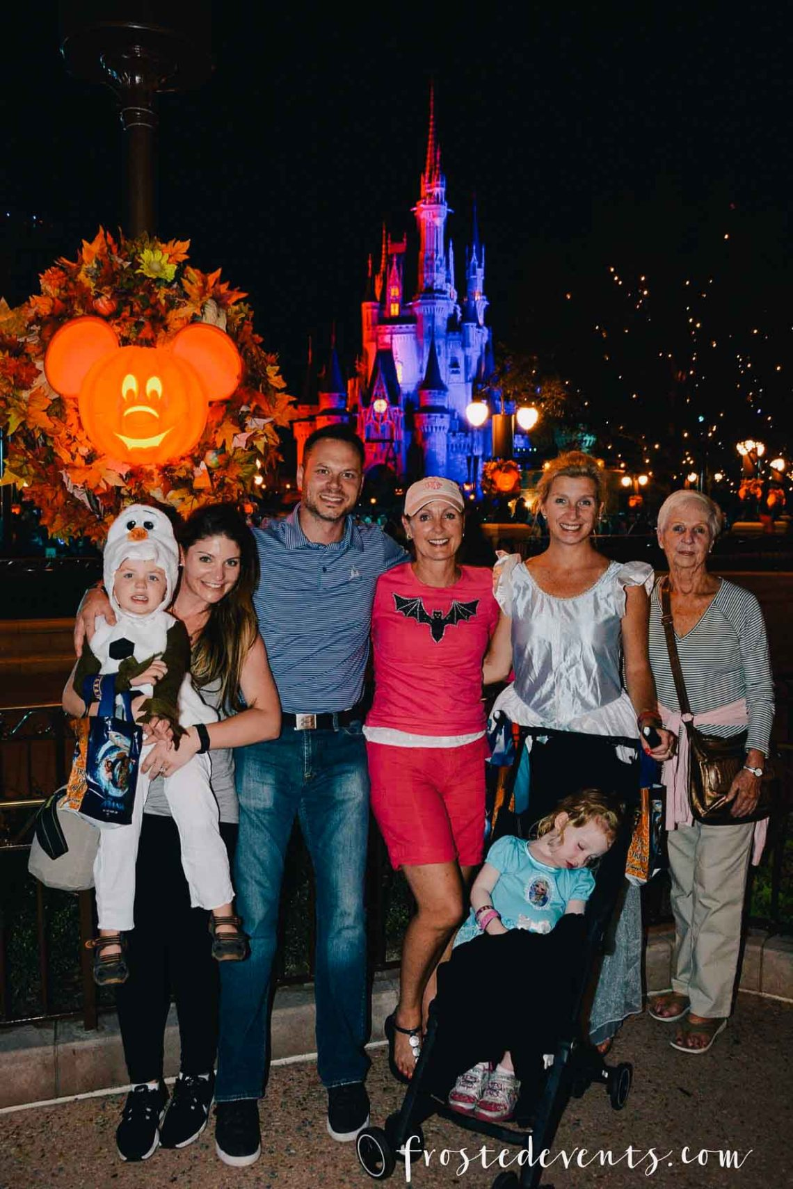 Mickey's Not So Scary Halloween Guide -- Tips, Advice and Pics from our Visit --Plan for Disney World Vacation via frostedMOMS and funfamilytravel