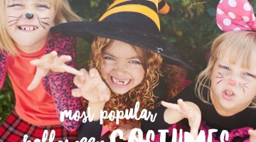 Children Halloween Costumes - Kids Costume Ideas 2017 via frostedblog