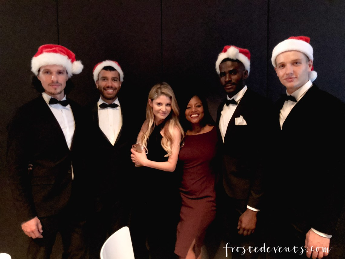 "Oprah's Favorite Things 2017 party was last Thursday and I had the unbelievable opportunity to attend and reveal a very exciting secret I've been dying to share. Here's a look at what it's like to be a guest at the best holiday party ever!....  As an OMagazine Insider I get invited to participate in some pretty cool experiences. But never in my wildest dreams did I imagine that I would be invited to Oprah's Favorite Things party! Ya'll, I'm still completely in shock and covered in bruises from pinching myself about a million times. Oh, how I wish you could have seen the happy dance that I did when I opened the email invitation. It would be a viral video for sure. Something comparable to lottery ticket winners or Justin Beiber fans who find out they're going to get to meet the Biebs backstage. There was screaming, lots of screaming... and even tears of joy. Maybe wails of joy, sobs. Ok, I was a sobbing, wailing, ecstatic hot mess. It was truly that exciting! Here we are in the elevator on our way up to the party. I adore my  OMag Insiders tribe! It's such a wonderful group of inspiring ladies from all walks of life. They are creative, brilliant, funny, strong and successful as hell. But what really makes them special is the love and support they so generously share with each other. I'm so blessed to be a part of this family! My heart was racing as we made our way into the room. You could feel the buzz of excitement walking in, a mix of media and marketers, executives and a few celebrities too! Our fabulous elf Cara guided us to our table by the stage before giving us a mini tour of the party. A cocktail bar featuring Oprah's favorite tequila, Casa Dragones was serving up drinks at the back. Guests were taking pics with the life-size replica of the December O Magazine photo stand-in. I grabbed a cocktail, some nibbles from the delicious food spread and a cupcake (or two!) and mingled a bit before the show began. Gayle King and Adam Glassman were our hosts for the evening, taking the stage to reveal the list of holiday gifts Oprah hand selected for this years list. They uncovered the first box and explained why Oprah chose this gift and how she goes about choosing all the gifts. And then Adam said the magic words.... "" And you're all going home with one of these!"" Elves in fur hats and plaid shirts appeared, arms full of gifts to pass out to the cheering crowd. A gorgeous Pandora ring, a Citizen watch, a gift certificate from NYDJ! Shop all of Oprah's Favorite Things on Amazon Oprah's Favorite Things And more fabulous gifts kept coming! Plaid shirts from Land's End just like our festive elves were wearing. Lark & Ro cashmere sweaters and a Vera Bradley cross-body bag. But the greatest gift of all was a surprise that had everyone squealing... Oprah is in the building When Oprah came out everyone completely lost their minds, myself included. It was so unexpected and such an awesome surprise, we all just went wild. After she managed to get everyone calm and quiet she proceeded to thank everyone for coming and jumped right into sharing a few of gifts from her Favorites List that she loves most and why she chose them. The Gratitude Jar is a beautiful hand blown glass jar that comes with a set of cards meant to inspire you to share the things you are most grateful for every day. It's something you can get your family involved in and I really love the whole idea. Oprah explained that if you focus on what you have each and every day you begin to manifest more. That's me snapping selfies with Oprah, lol! I was so moved by Oprah's speech about getting in touch with your spirit and following your intuition. It's hard to explain, but it was truly such a powerful, inspiring moment. She has this amazing presence and ability to make you feel her words on a deeper, emotional level. I was so wrapped up in the excitement and trying to capture it all, but for a second I looked away from my recording. As she spoke about the importance of telling your story and dreaming bigger her glance landed on me and I honestly felt like something inside of me changed in that instant. In Oprah's new book, the Wisdom of Sundays, she talks a lot about spiritual connection. In the opening she says: ""I believe part of my calling on Earth is to help people connect to ideas that expand their vision of who they really are and all they can be. All of us are seeking the same thing. We share the desire to fulfill the highest, truest expression of ourselves as human beings."" In that moment I feel like so much of what I've struggled with made complete sense, and I suddenly felt this overwhelming sense of purpose. I've spent the past few months wondering why me? Why are all of these amazing things happening for me. I'm not the best writer, I'm not the best photographer or blogger, or anything! ..... I'm just a mom who shares stories and inspiration, who loves to take pretty pictures and connect people with ideas. Who am I to deserve this huge following I have and these once-in-a-lifetime opportunities. It would be easy to say it's all just a matter of luck, but then that would make me one of the luckiest people in the world. Oprah's words put so much into perspective and I completely believe that this moment happened for a reason. ""I believe part of my calling on Earth is to help people connect to ideas that expand their vision of who they really are and all they can be."" --Oprah And I believe that meeting Oprah changed me. Her energy, her presence, her words were so impactful I truly felt an awakening. Like my soul opened up to a higher purpose and the confidence that it will all unfold in time if I just follow my heart and listen to my intuition. After all, that's what lead me here in the first place. But back to the party. After Oprah shared a few more of her favorite things she brought out her favorite bottle of tequila and we all did a shot. Yes, we did a shot with Oprah! And that's why Oprah is everyone's favorite. She can touch your soul and keep it real at the same time. Taking a shot of Oprah's favorite tequila, Casa Dragones.  After Oprah shared her wisdom and did a shot with us all she said farewell and turned the spotlight back over to Gayle and Adam. More awesome gifts were revealed and more presents were passed out by our wonderful elves. Everyone's biggest question about this experience has been, "" but did you get all the things?"" And the answer is we got almost all the things. Many were handed out and others we received gift certificates for. There were only a few favorites that we didn't end up going home with. Thankfully Oprah and her elves had arranged for helpers to carry our bags out for us and Uber was kind enough to escort us home as well. My five bags of gifts filled three extra large duffel bags! Best Christmas ever!   I can't wait to try out all my new goodies and share my opinion on the one's that top my personal favorite things list. I'm so overwhelmingly grateful for this experience, and so thankful to Oprah, O Magazine and the whole team of people who made this possible. It's a dream come true! More importantly, it's inspired me to live bigger. To keep pursuing my purpose, to share stories that inspire and uplift others, to help create change and elevate the good in people. Because it's never too late to start. ""What I know for sure is the most valuable gift you can give yourself is the time to nurture the unique spirit that is you. Your life, just like mine, is unfolding according to your own truth. "" -----Oprah Winfrey, from The Wisdom of Sundays  Disclosure: I received many of the items shared here as gifts. All thoughts and opinions are my own.  More pics from the Favorite Things party..........."
