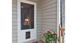 Screen Door and Storm Doors - Home Improvement Ideas via Misty Nelson, frostedblog