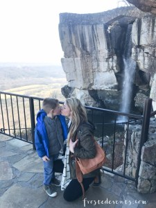 Chattanooga Tennessee - Big Rock City and Lookout Mountain via Misty Nelson, family travel blogger & influencer funfamilytravelblog frostedblog