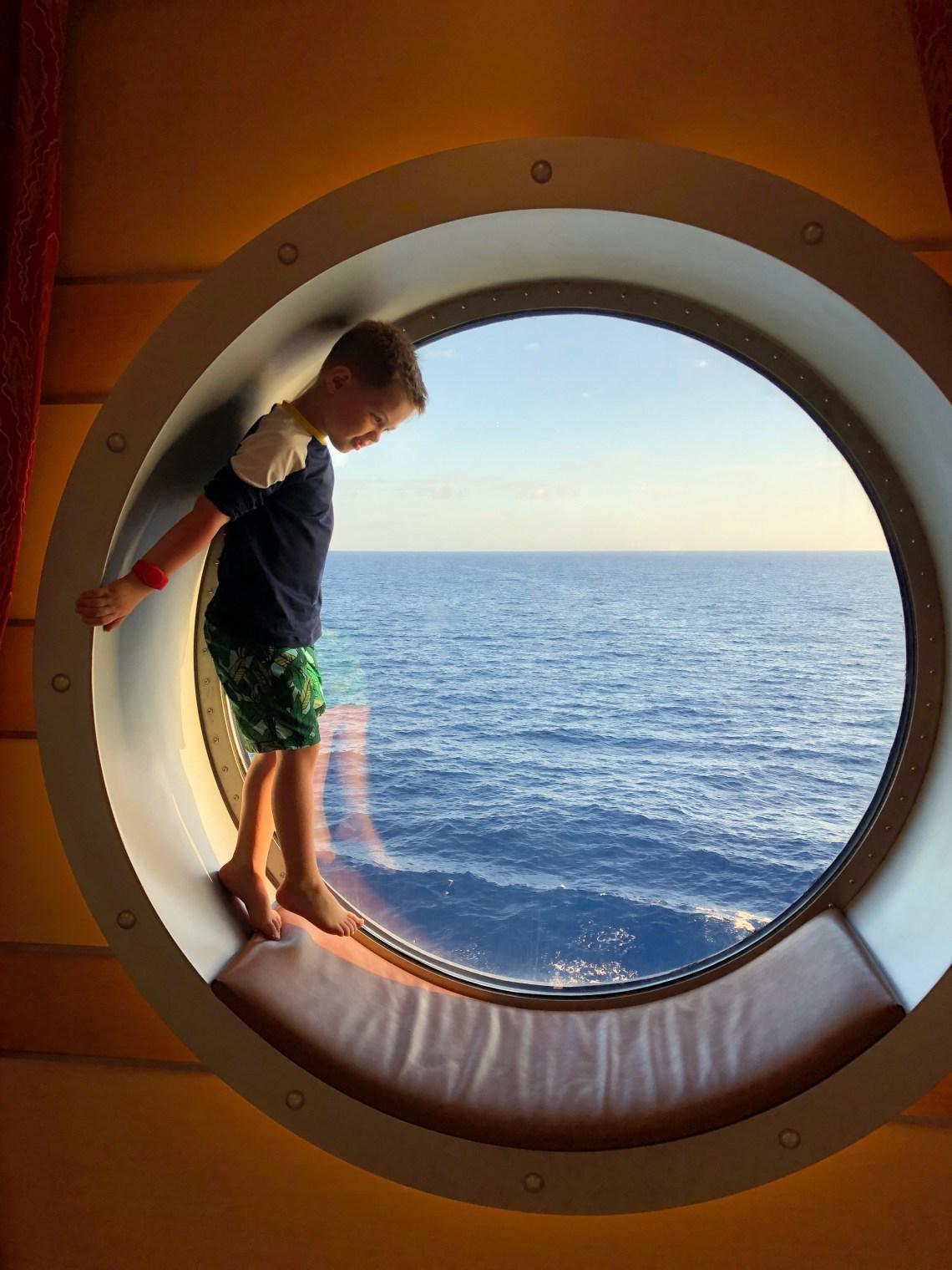 Disney Dream Cruise Ship - Disney Dream Cruise Photos - DisneySMMC Disney Social Media Moms Celebration 2018 via Misty Nelson #disneysmmc #disneymoms