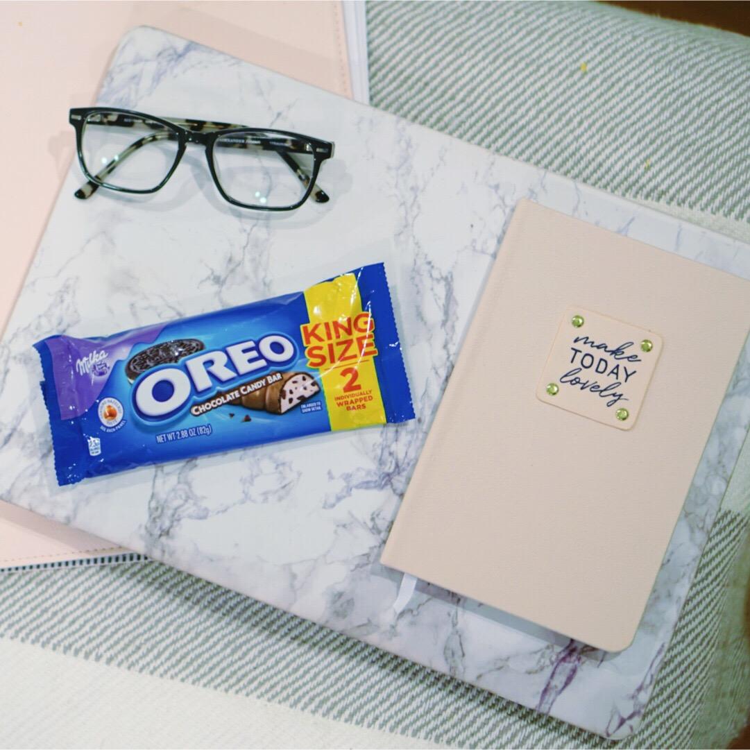 Oreo Chocolate Candy Bars Walmart Rollback Deal