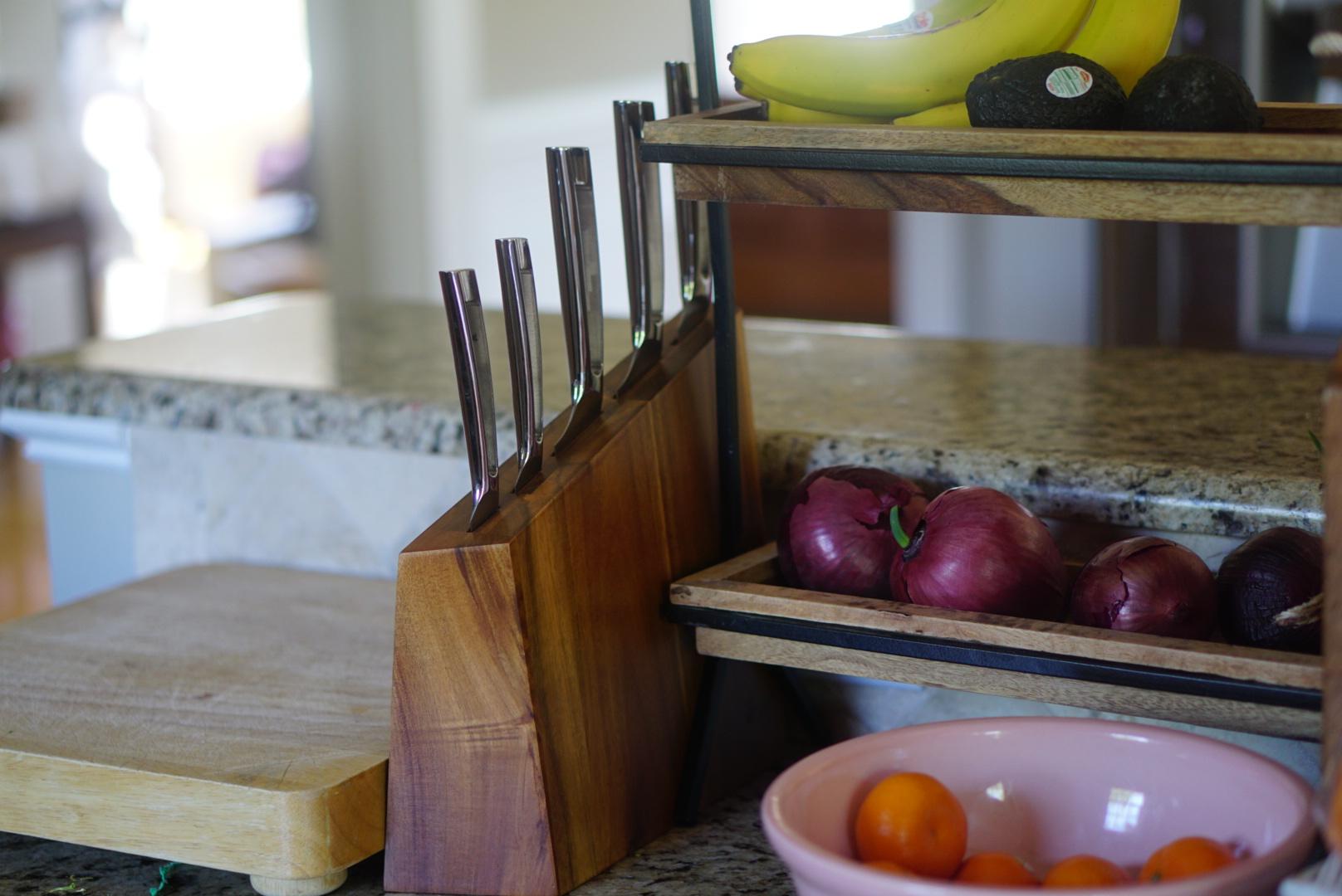 Kitchen Essentials Best Knives Knife Block Cangshan Oprah S