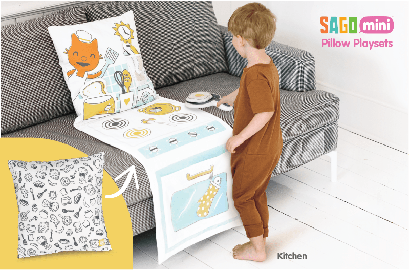 SAGO Mini App for Kids Makes Pretend Play Toys That Parents Will Love Too! via Misty Nelson, Frosted Blog, parenting blog @frostedevents #kidstoys #toysfortoddlers #toddlers #toys