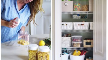 Pantry Organization and Food Storage Tips- Protecting Your Home from Pests with Misty Nelson, frostedblog and Orkin