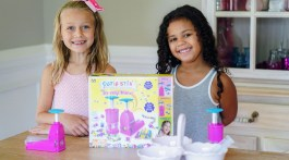 Cutie Stix Jewelry Maker - Toys for Girls - Kids Craft Kits and Activities via frostedblog @frostedevents
