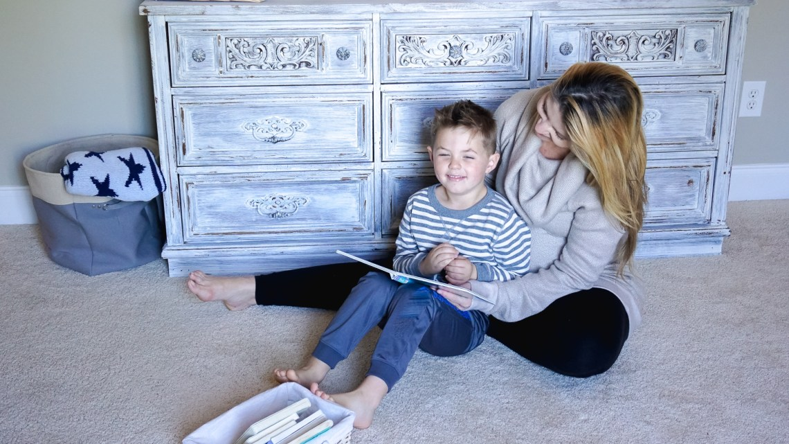 Nursery Design- Creating a Cozy Space for Baby - Nursery decor via Misty Nelson, Frosted Blog @frostedevents