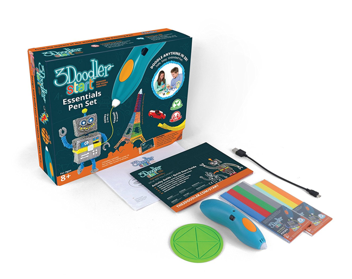 top toys 2018 - the 3doodler pen
