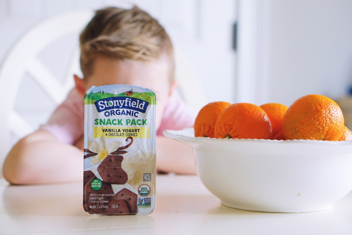 Our Favorite Snacks for on the Go -Stonyfield