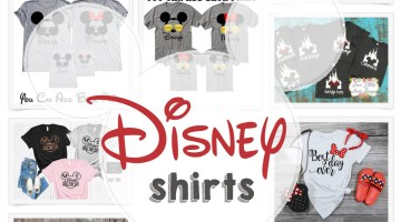 Disney Family Shirts - Cute Disney World Shirts