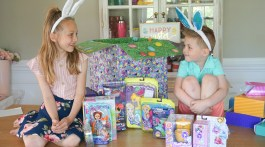Easter Basket Ideas for Kids - Kids Toys Mattel - Enchantimals, Pooparoos, Lil Gleemerz, Polly Pocket and Creative Cafe