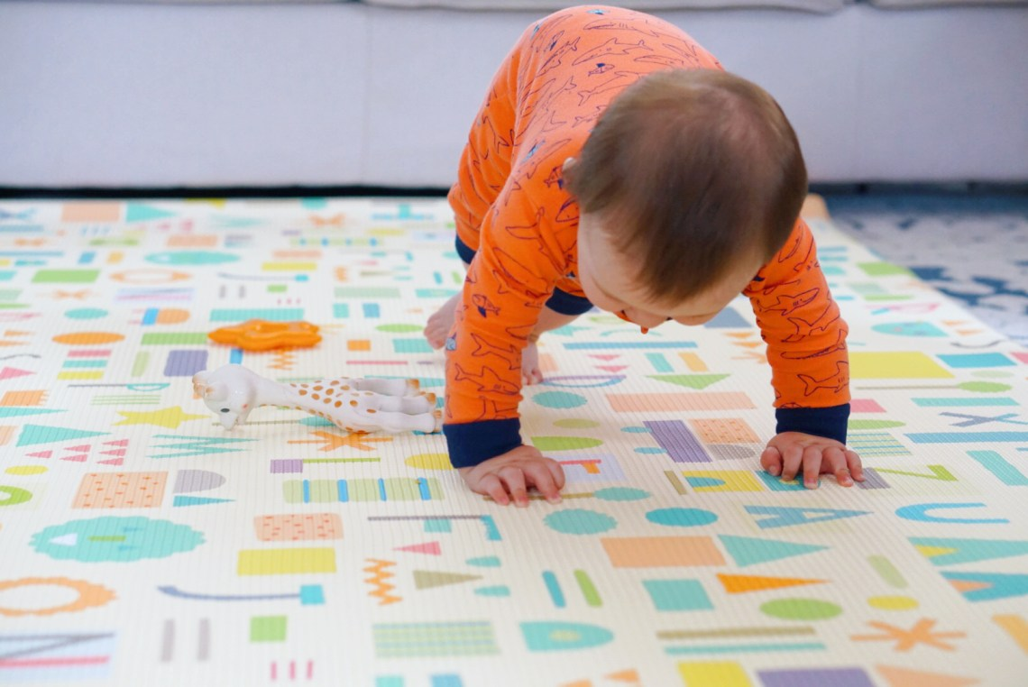 Baby Play Mat -Best Baby Floor Mat for Crawling and Toddler Play