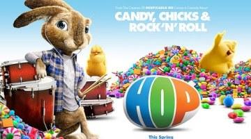 HOP Easter movie