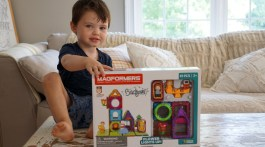 3 Year Old Toys- Magformers Magnet Play Sets