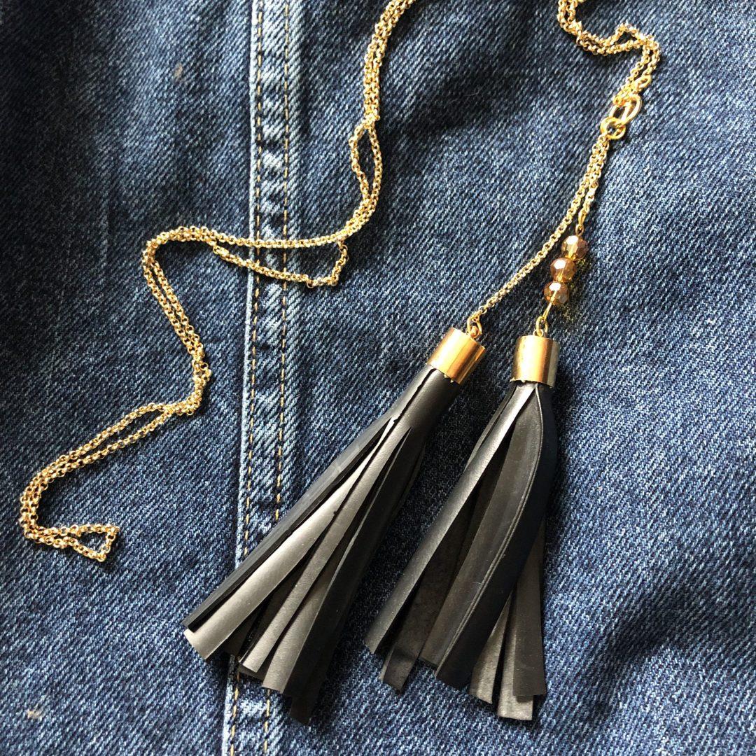 Boho Tassel Necklace