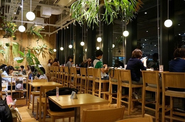 Café&Meal MUJI Plaza Singapura