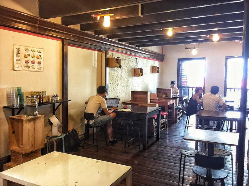 Drury Lane Café, Pagar Rd, Singapore 088515