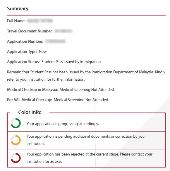 EMGS Application Summary