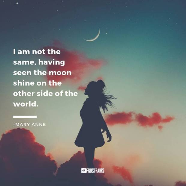 """Quote by Mary Anne Radmacher: """"I am not the same having seen ..."""""""