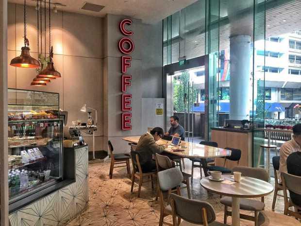 Jewel Cafe and Bar, Rangoon Rd, Singapore 218407
