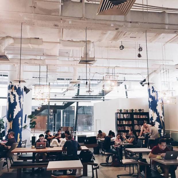 Lowercase Cafe Singapore