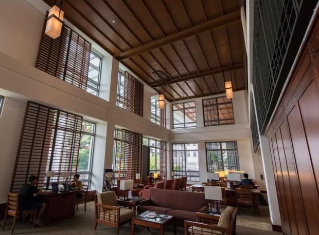 NUS Central Library, Kent Ridge Crescent, Singapore 119275