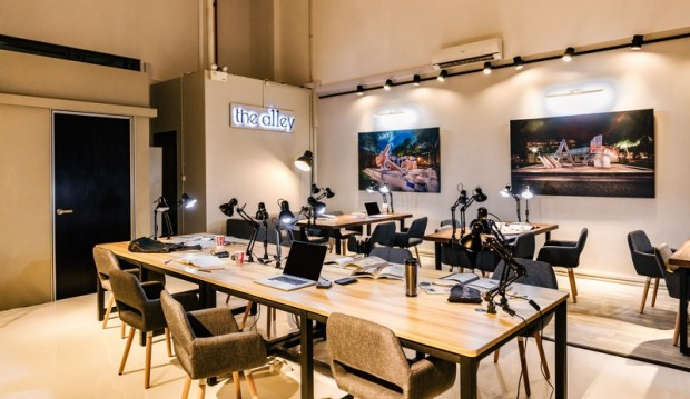 The A11EY, Coworking Space Singapore