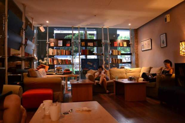 The Book Cafe, Martin Rd, Singapore 239070