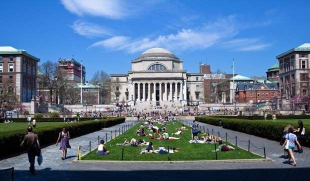 Columbia University Summer Program Banner