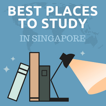 Places to Study in Singapore Header