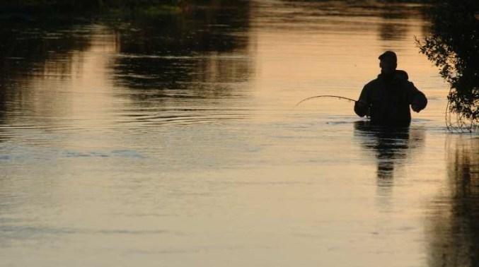 Å fiskeri
