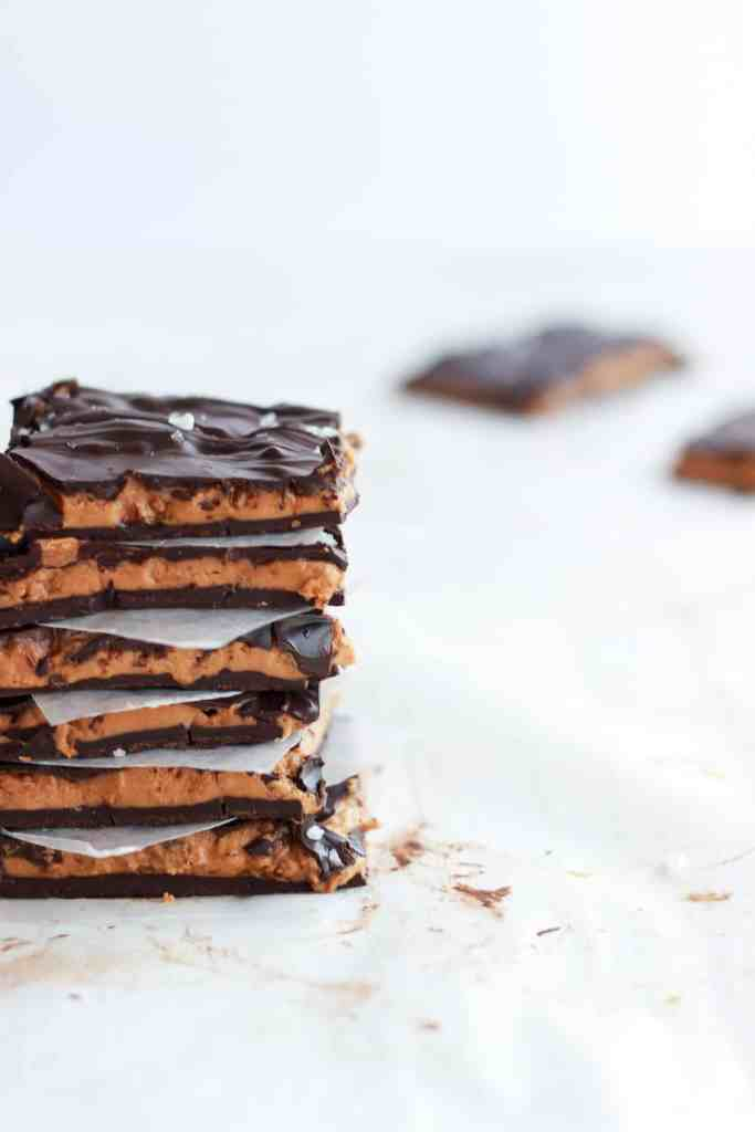Cookie Butter Bark