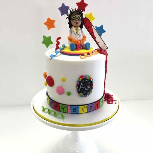 Kids Cakes Frost It Cupcakery