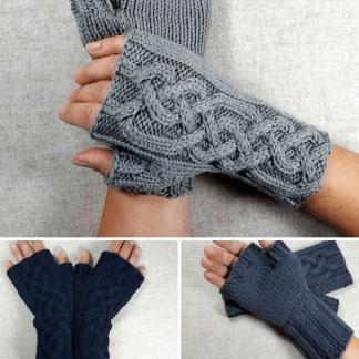 Handschuhe Wikinger