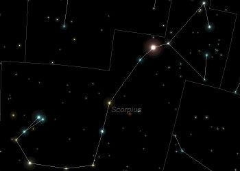 Solar System Wallpaper Hd Constellation Scorpius Frosty Drew Observatory Amp Sky