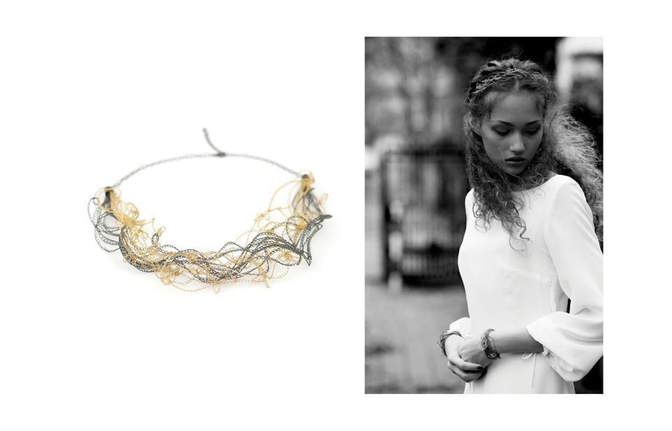 Biżuteria Frou-Frou w wersji ślubnej