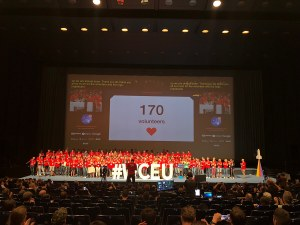 Στο WordCamp Europe 2018 συμμετείχαν 170 εθελοντές
