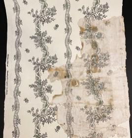 1700-tals tapet av Johan Norman